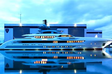 articles - at 70 metres galactica super nova is the largest heesen built to date