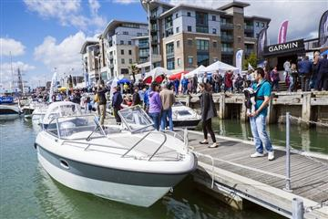 articles - a wonderful mix of working lives in poole harbour at the european maritime festival