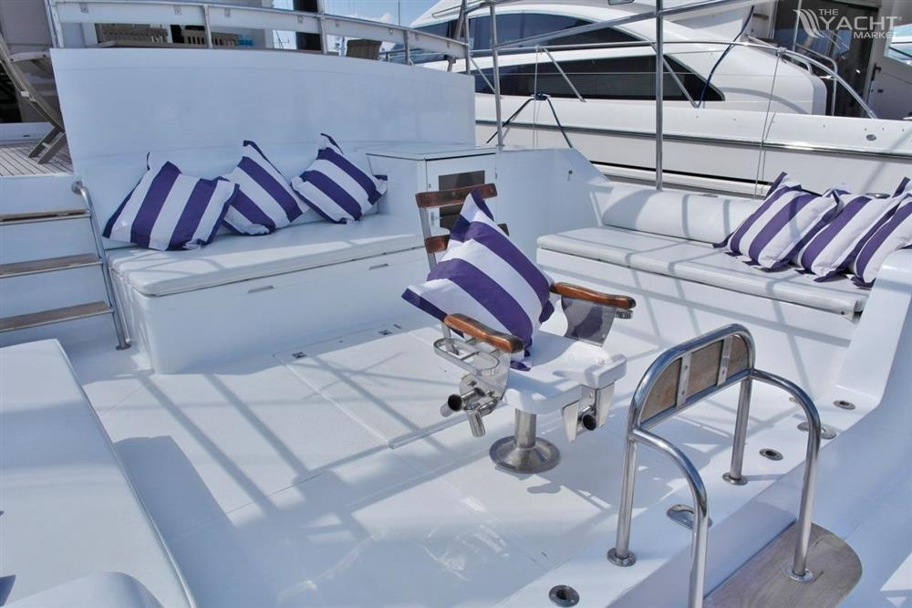 vitech 72 used boat for sale 1994 theyachtmarket