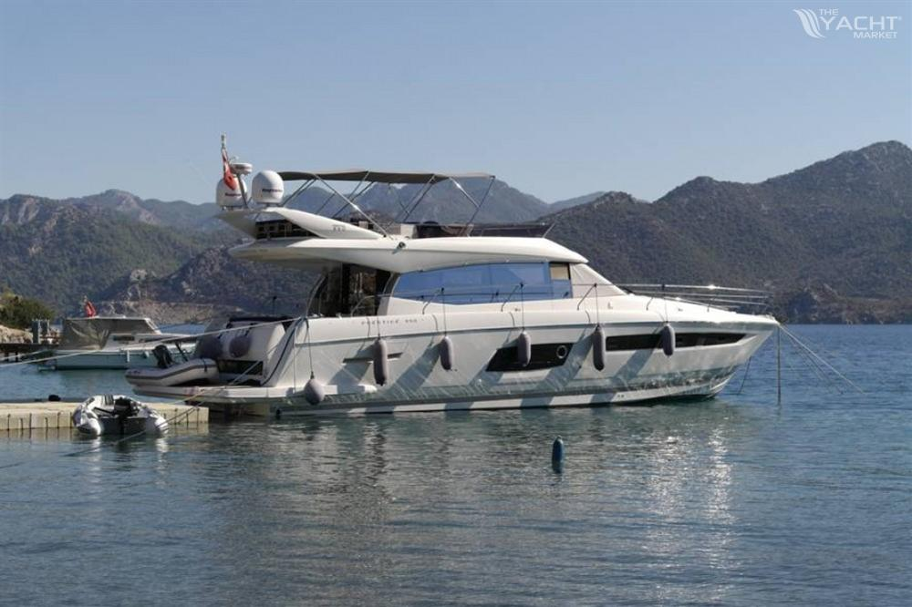 prestige 550 used boat for sale 2015 theyachtmarket