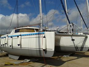 Fountaine Pajot Belize 43 Fountaine Pajot Belize 43