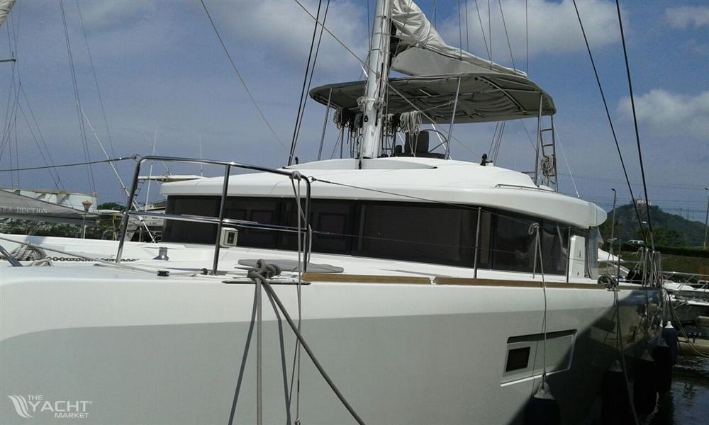 lagoon 52 f used boat for sale 2013 theyachtmarket