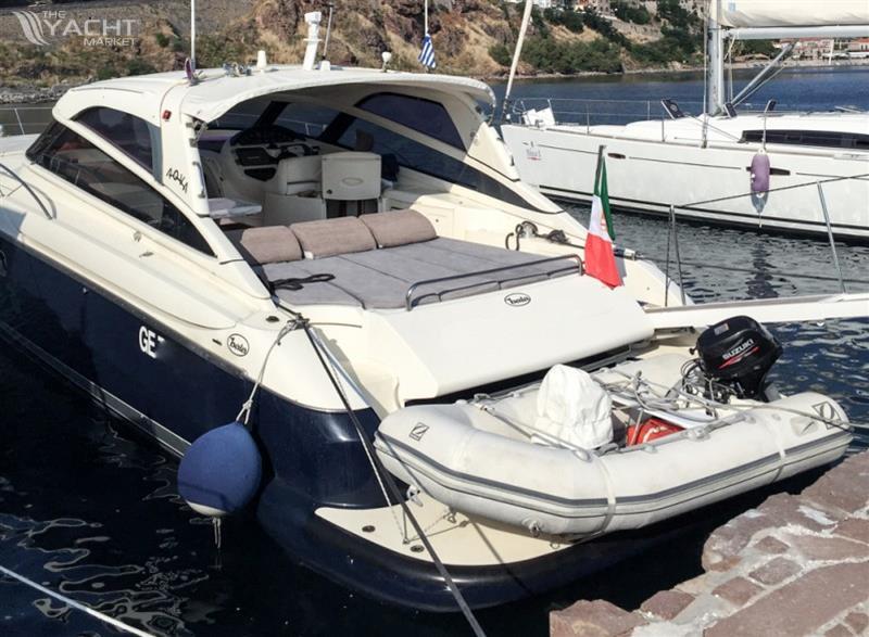 baia it baia 54 aqua used boat for sale 2003 theyachtmarket