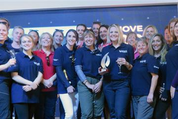articles - rees leisure scoops all-female sailing cup title