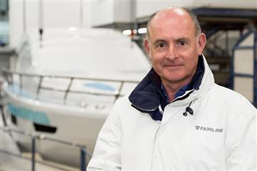 articles - fairline yachts reveals location of new production facility