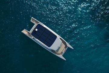 articles - a fully solar electric yacht to enjoy the sea soel senses 48
