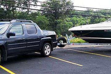 articles - towing tips – how to tow your boat safely
