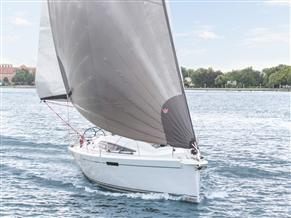 Dehler UK 34