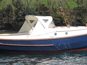 Cornish Crabbers Clam 21