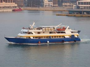 IACS CLASSED DAY PASSENGER BOAT