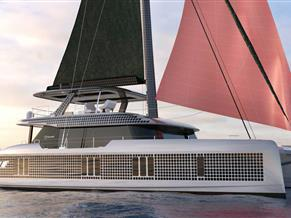 Sunreef Yachts 70 Sail Eco