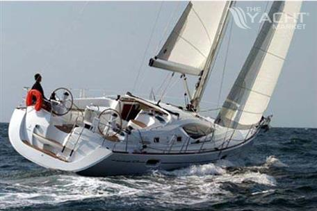 Jeanneau Sun Odyssey 42 - Manufacturer Provided Image