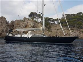 Sensation Yachts New Zealand 24 Meter Sailing Sloop