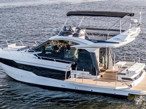 Galeon 400 FLY 2021 – DELIVERY MARCH 2021