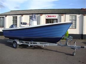 Orkney Boats Fastliner 19 - Centre Console