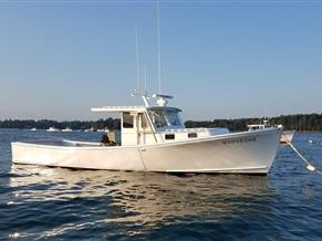 Lowell Brothers Lobster Boat Tuna Sportfish