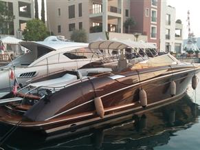 RIVA RIVARAMA 44 Luxury yacht totaly refitted EXCELENT