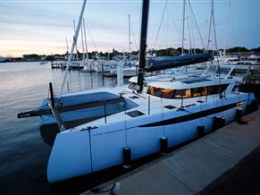 HH Catamarans HH55 Carbon