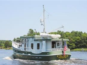 A.F. Theriault & Son Trawler 40ft