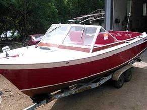 Chris-Craft Sea-Skiff Sportsman