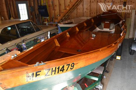 Lowell Sailing Dory - Photo 0