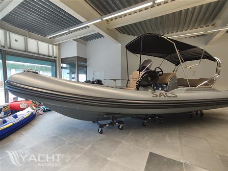 Sacs Strider 700 - New 2020 Sacs Strider 700 for sale in Menorca - Clearwater Marine