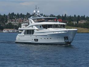 Jet Tern Marine Selene 92 Expedition