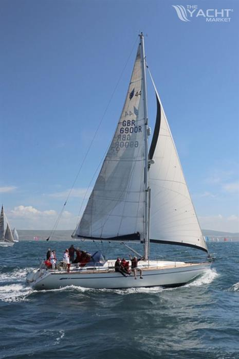 Bavaria 44 - At Sea