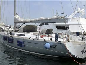 Baltic Yachts 66'