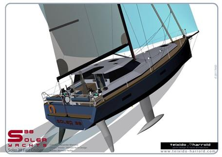 Morozov Soler 38 Fast Cruiser - Photo 0