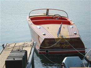 CHRIS CRAFT CAPRI 19'