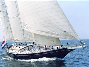 ROYAL HUISMAN Custom Ketch