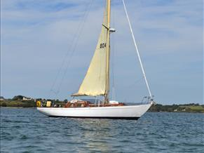 Cardinel Bros, Maldinsea, Essex Sloop