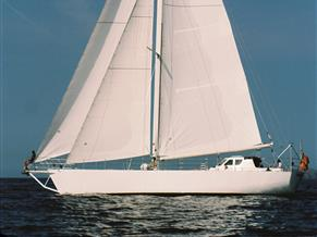 Aleutian 70' Ocean Cruising Yacht - BEST BOAT TO SAIL AROUND THE WORLD IN