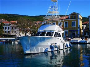 Adria-Mar Yachting Fisherman 36