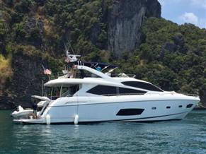 Sunseeker International Manhattan 73