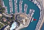 35 x 8 mt berth, Marina BAIE DES ANGES French Riviera