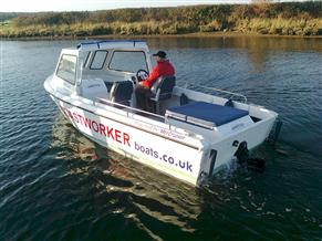 Coastworker 18 FT CUDDY VERSION – INBOARD