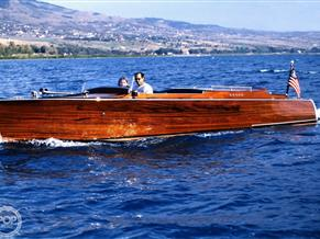Custom 1928 Triple Up Chris-Craft Replica