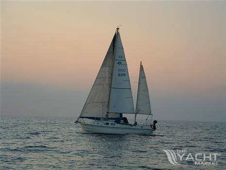 Westerly Renown 1977 ketch