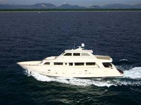 Gianetti Star Navetta 85 3 Deck
