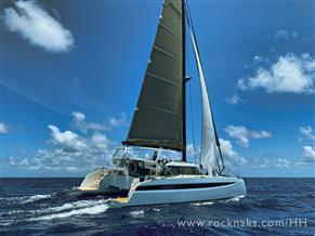 HH Catamarans HH50 Carbon Catamaran