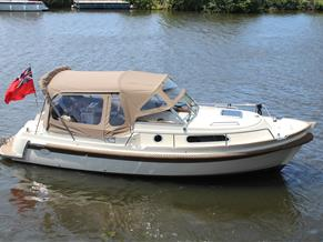 Intercruiser 28 Cabrio