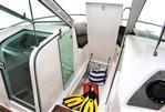 Corsiva Coaster 600 BR - Under deck storage on the bow