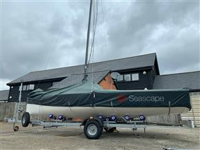 Seascape 18 *With brand new trailer*