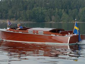 Chris Craft (US) CHRIS CRAFT 26 RUNABOUT