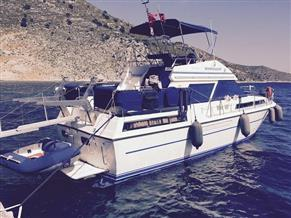 Marine Projects Princess 414
