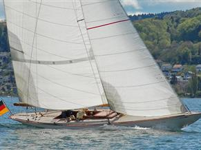 William Fife & Sons III 8 metre