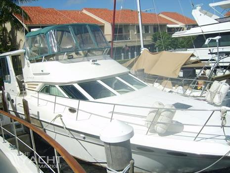 Sea Ray 420 Aft Cabin MY