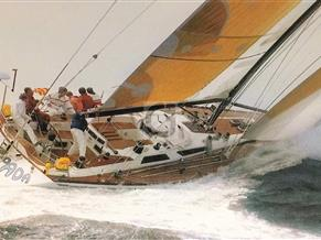 Baltic Yachts 48 DP